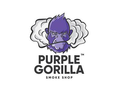 Smoke Shop Logo Branding
