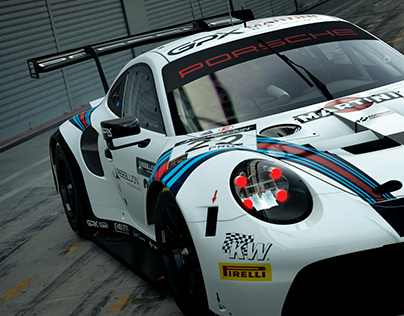 GPX RACING - MARTINI LIVERY FOR GT SPORT
