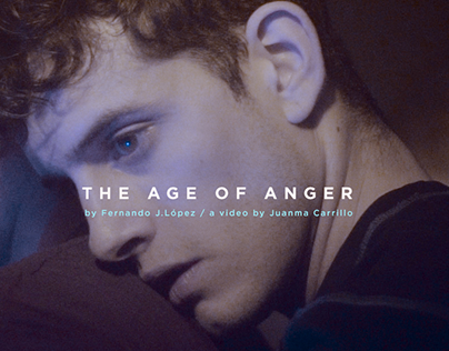THE AGE OF ANGER