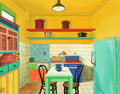 kitchen, heart of the house // mutfak, evin kalbi