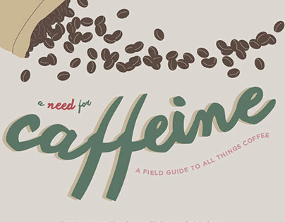 Infographic Design: A Need for Caffeine