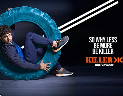 Killer Active wear
