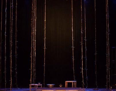"""""""Los Ausentes"""" _ Stage Design"""