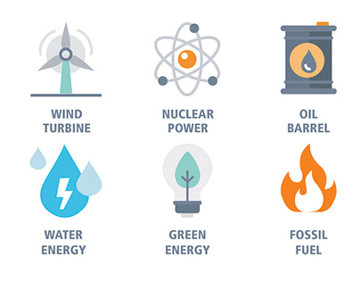 Oil & Gas Icons