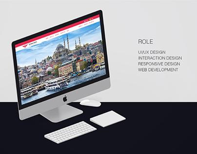 Turkey Lines Website
