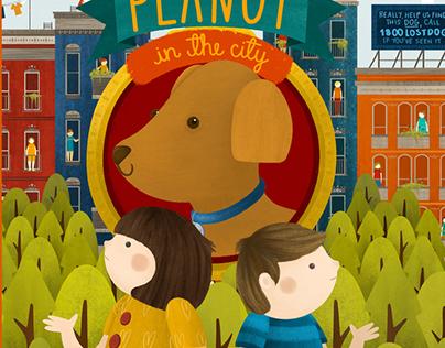 Peanut in the city