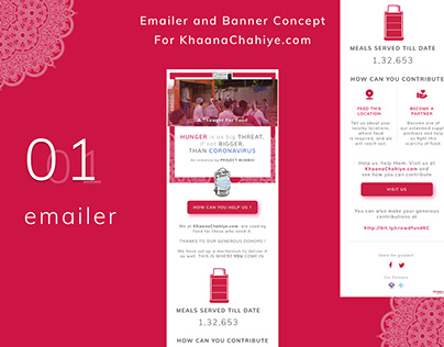 Emailer and Banner