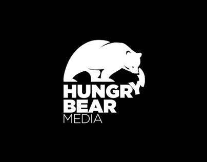 Hungry Bear Media Logo