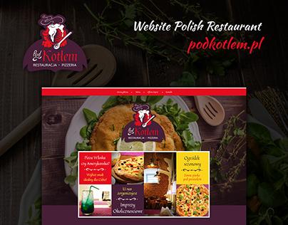 Website PodKotlem