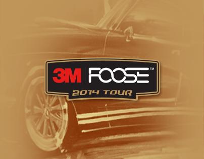 3M FOOSE GLOBAL TOUR 2014