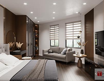 Master Bedroom - Mordern Style
