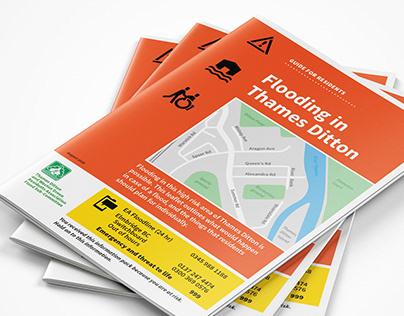 Flood information pack