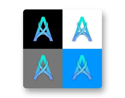 Логотип ретрит центра
