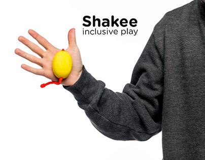 Shakee - 3D Printed Adaptive Musical Shaker