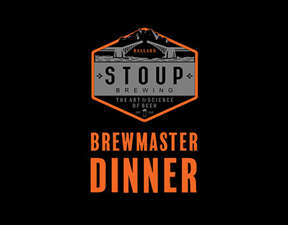 Stoup Brewmaster Dinner