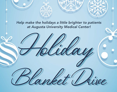 Holiday Blanket Drive