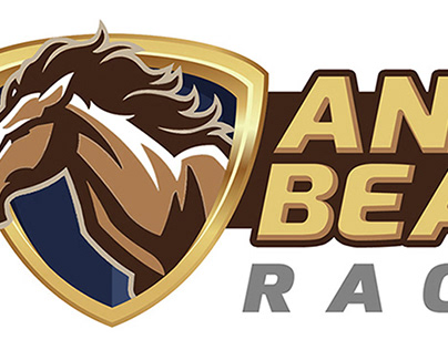 Logo Design - Horses Racing Anthony Beaton