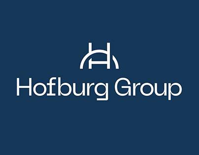 LOGO DESIGN, HOFBURG GROUP
