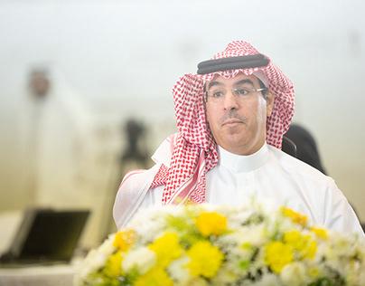 Visit of the Saudi Minister of Media to CGC Saudi