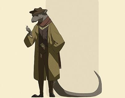 Detective Ratcliffe