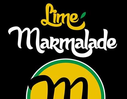 DISEÑO PACKAGING #LIME MARMALADE