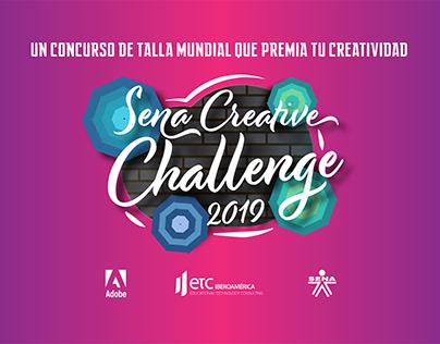 Sena Creative Challenge - Brand