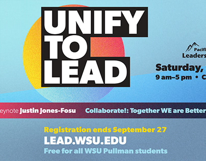 Unify To Lead Conference