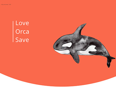 Help orcas to live our Planet.