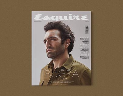 Esquire TR - April 2018