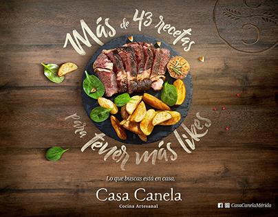 Campaña Casa Canela