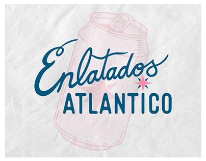 Branding para Enlatados Atlántico