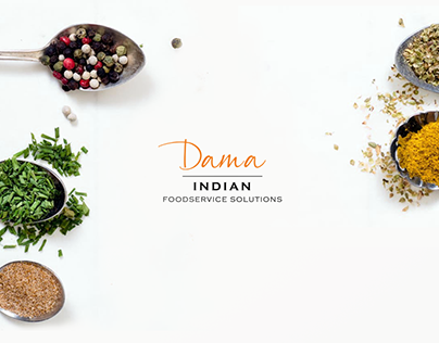 INDIAN FOODSERVICE SOLUTIONS LOGO & BRANDING