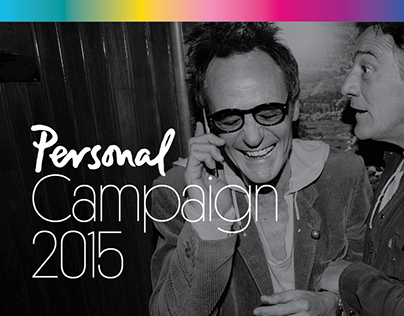 Personal Campaign 2015