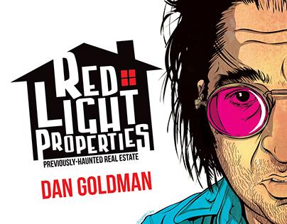 RED LIGHT PROPERTIES Graphic Novel