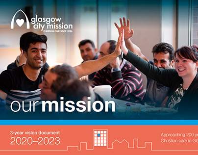 Corporate Vision Document - Glasgow City Mission