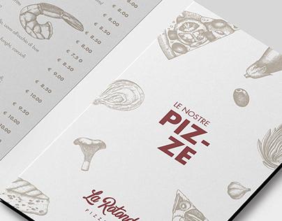 Pizzeria La Rotonda Brand Image