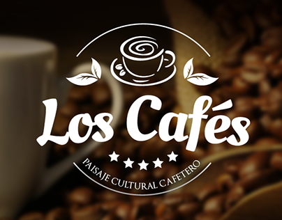 [Web] Los Cafés