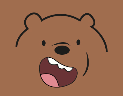 We Bare Bears Projects Photos Videos Logos Illustrations And Branding On Behance