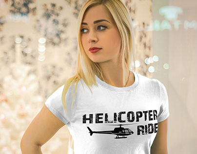 Helicopter Ride T-Shirt