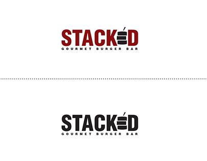 Stacked Burger Bar
