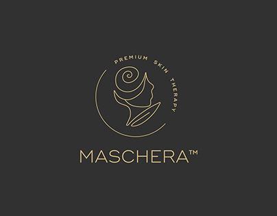 "Logo for ""Maschera™"""