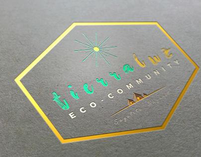 TierraLuz Logo Design