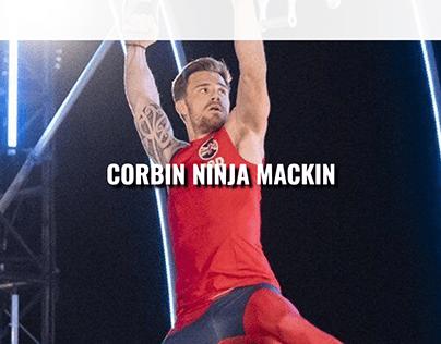 Corbin Mackin - Ultimate Beastmaster (Netflix) winner