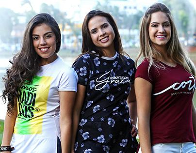 Coleção RL18 - Camisetas