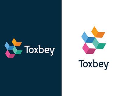 Branding Modern Logo Design : Toxbey Company