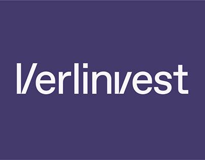 Verlinvest Branding & Website