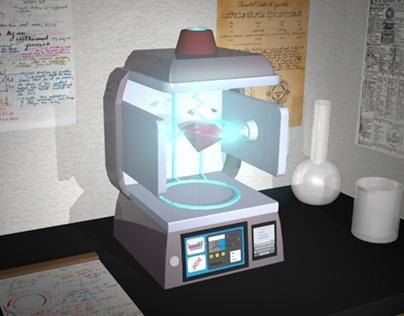 Transmuter 3D render