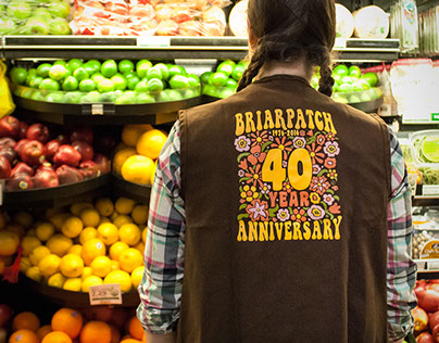 Briarpatch Co-op 40th Anniversary