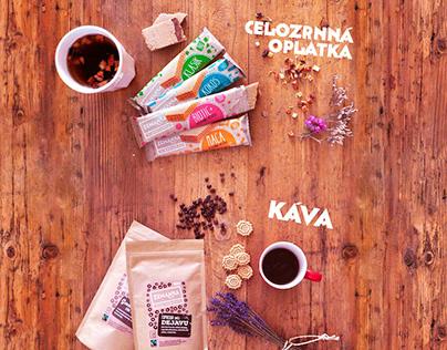 Biopekárna Zemanka packaging