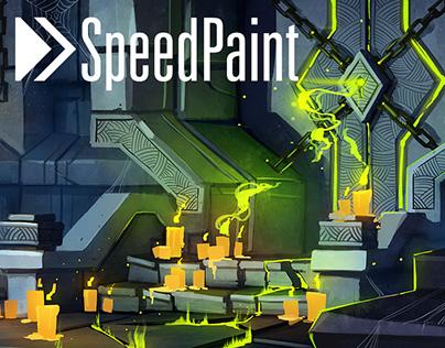 Speedpaint: The Ritual of Awakening